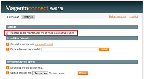 Magento Downloader